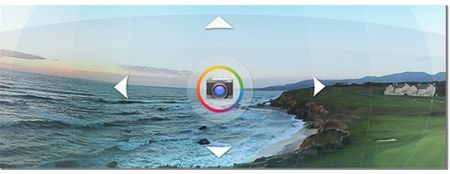 Android 4.2 Photo Sphere