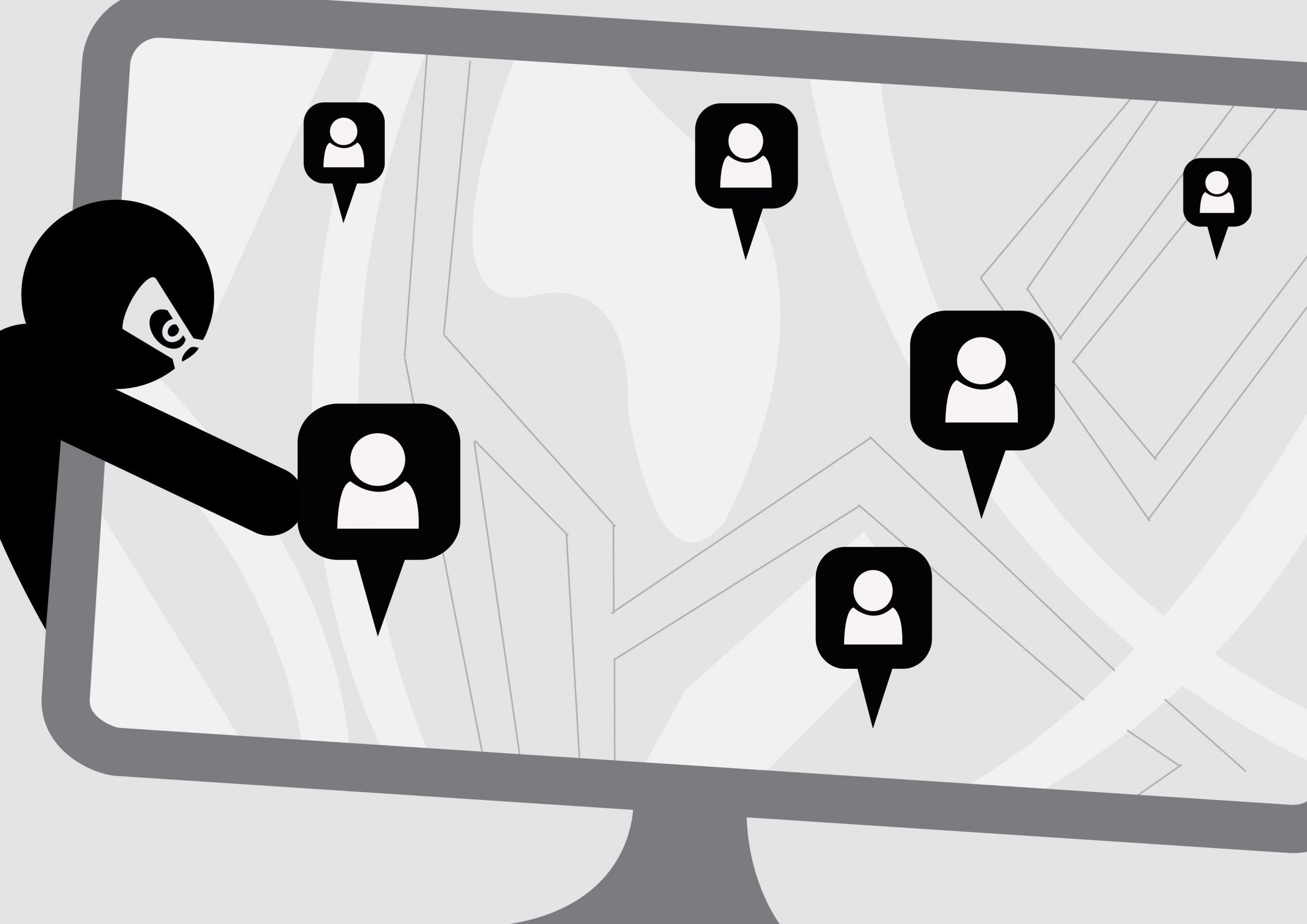 Sicherheitslücken in Ortungs-Apps