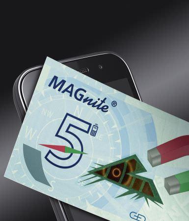 Geldscheine per Handy auf Echtheit prüfen